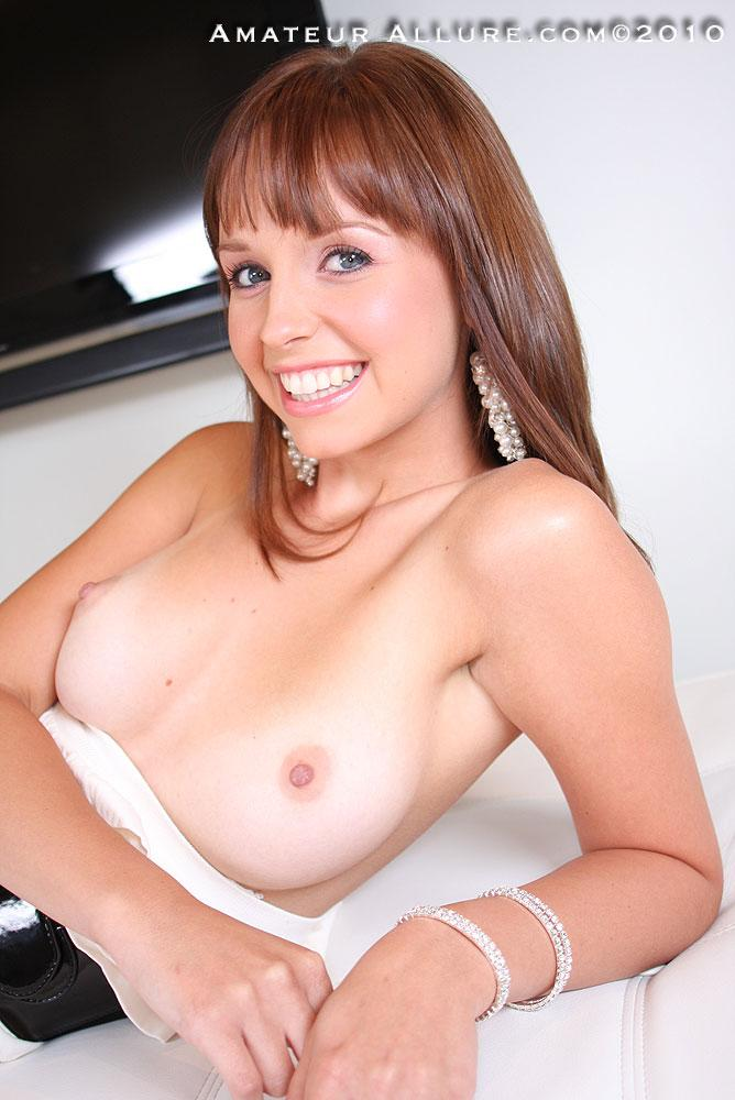 Amateur allure blue eyes first time hungry 6
