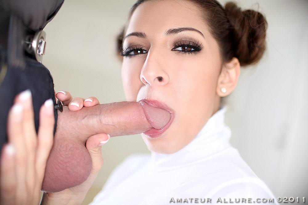 amateur allure persian fuck