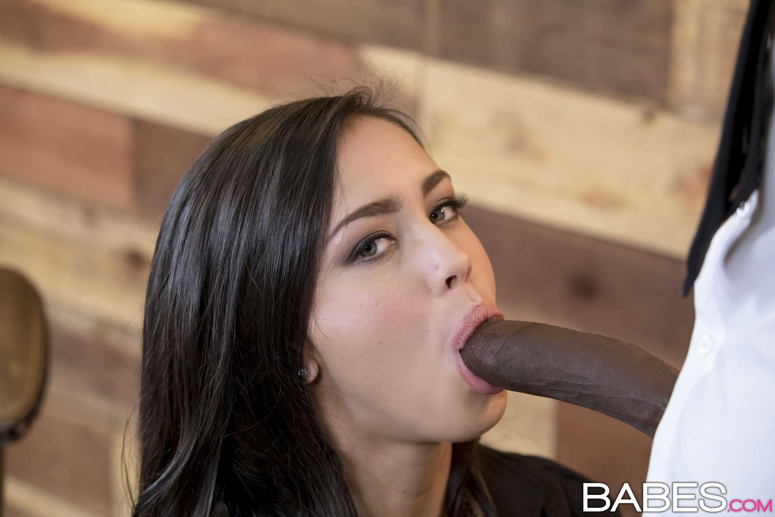 Babes.com presents Alina Lopez in Learning On The Job ...