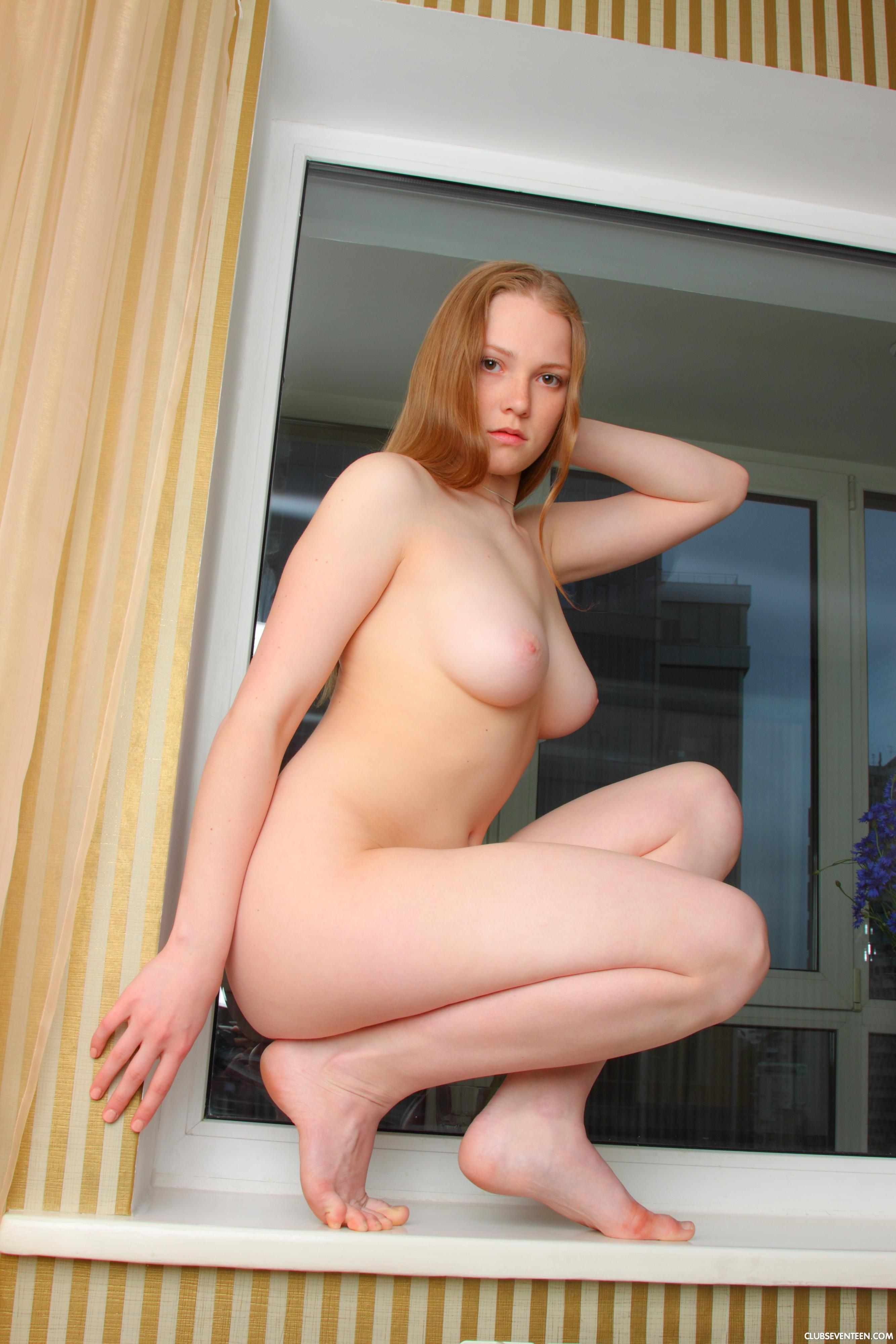 Young Busty Teens Nude