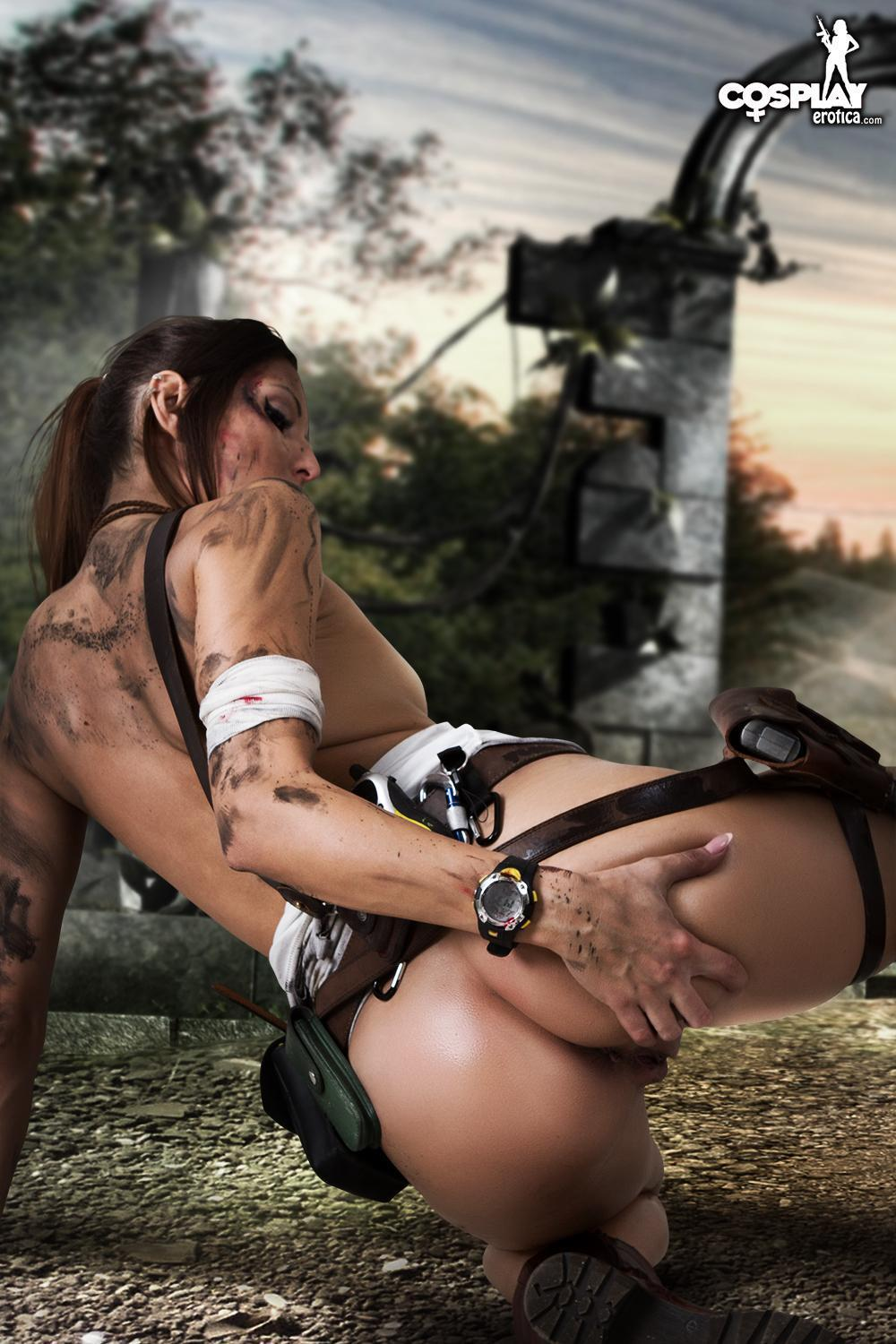 Lara croft 2013 erotic xxx film