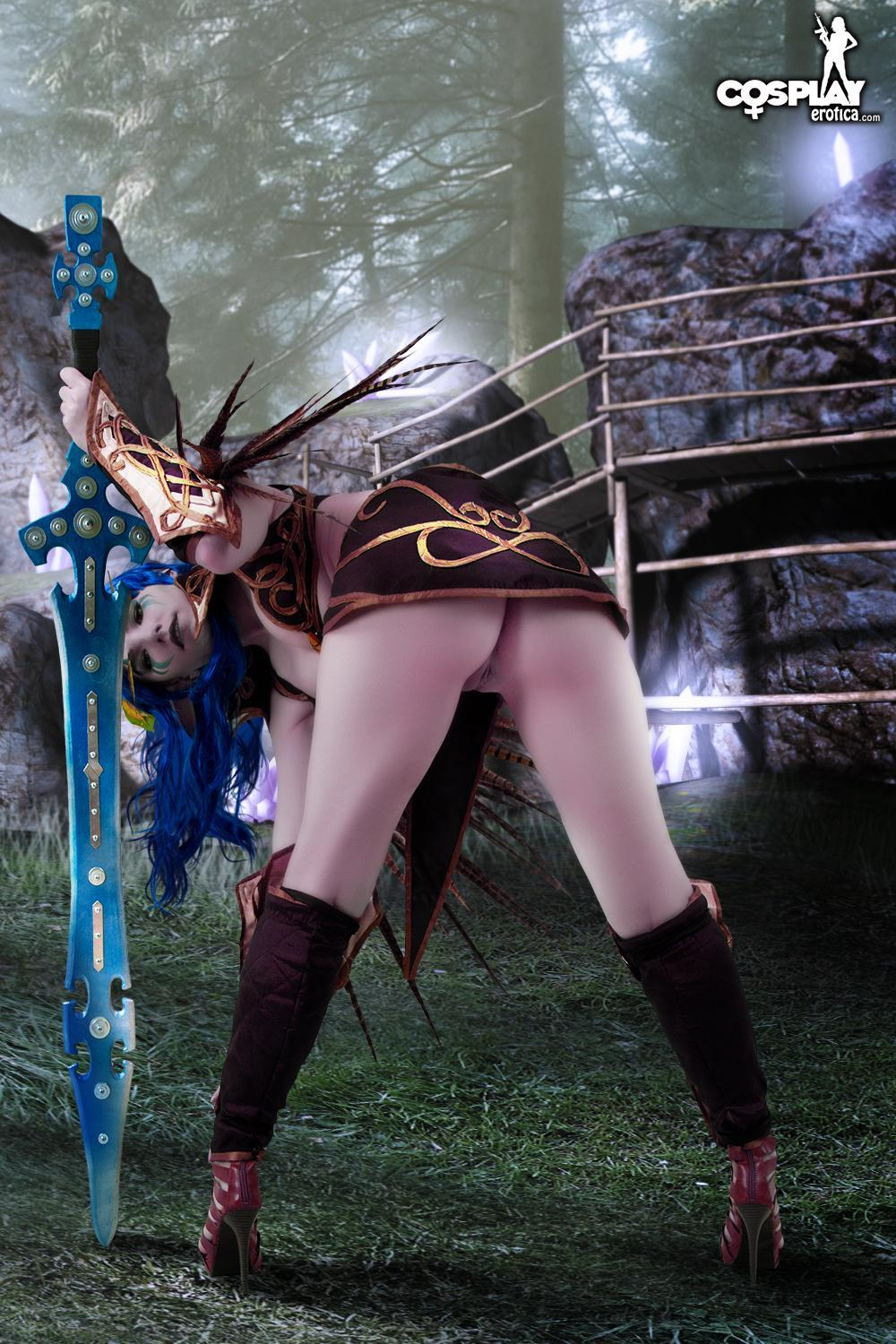 Wow Cosplay Porn