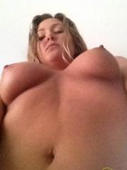 Craving Carmen shares some hot selfies of her tight pussy