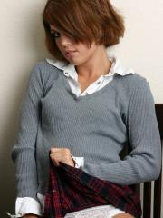 Schoolgirl Diddylicious can't wait to get home and take off her uniform