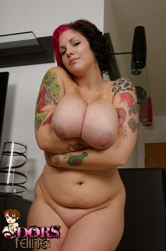 Lovely Bbw Dors Feline 1