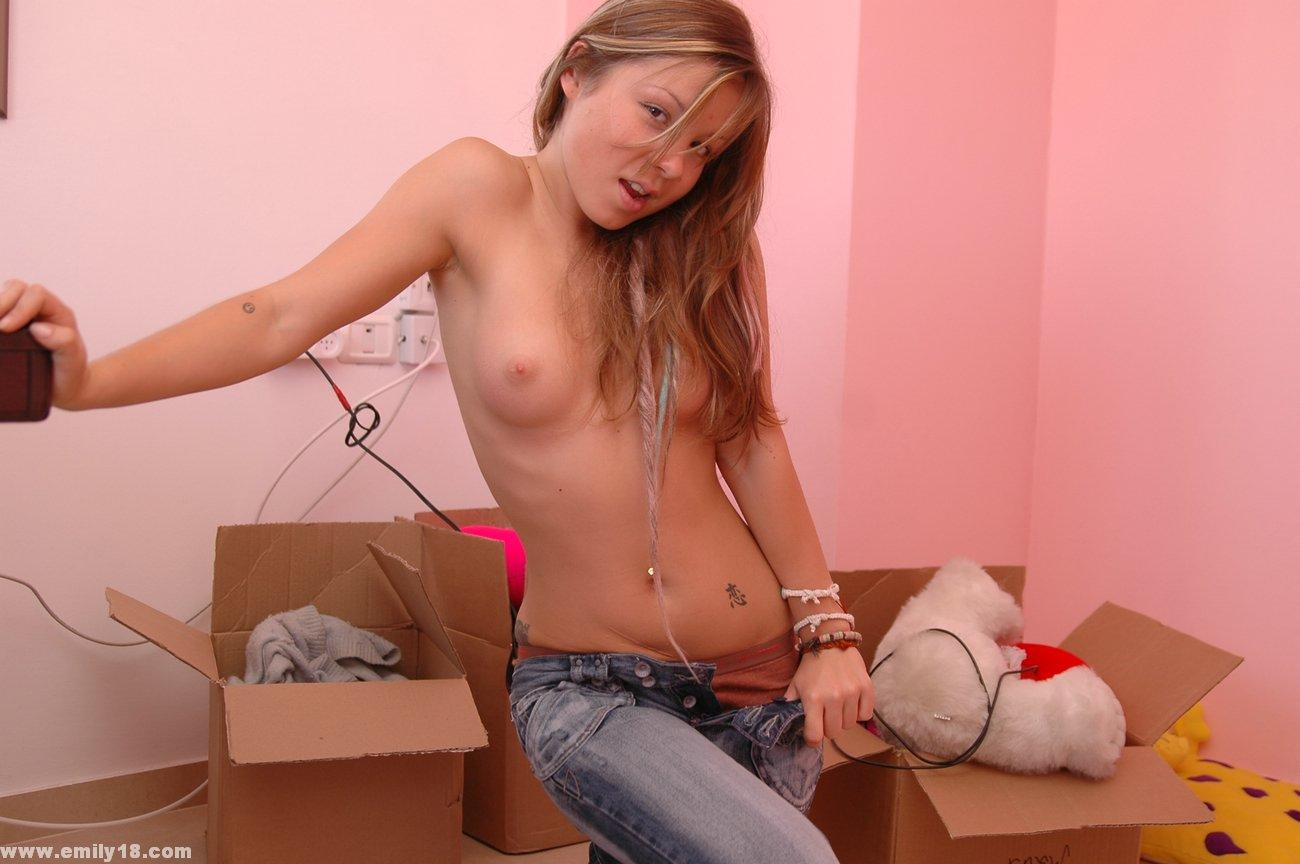 Young teen solo permission to cum 4
