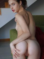 "Beautiful girl Clarice A gives you her perfect body in ""ROMBO"""