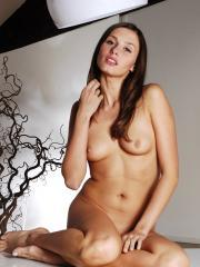 """Femjoy's Loretta shows her naked body just for you in """"Fever"""""""