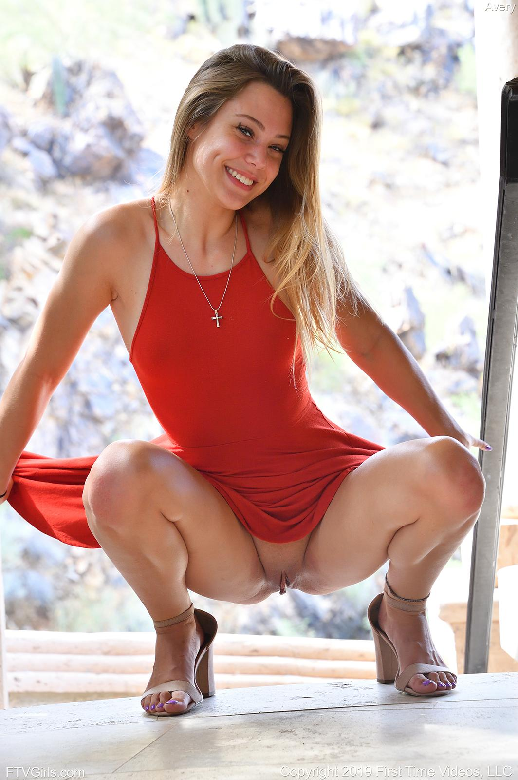 Avery FTV Gorgeous In Red | Coed Cherry