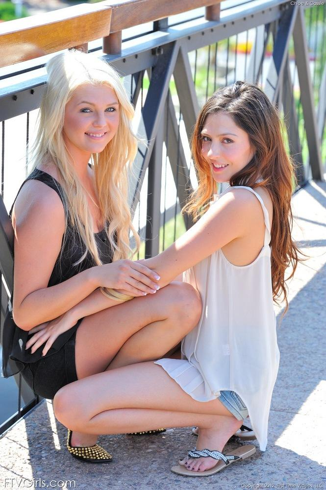 Cassie chloe girls ftv and