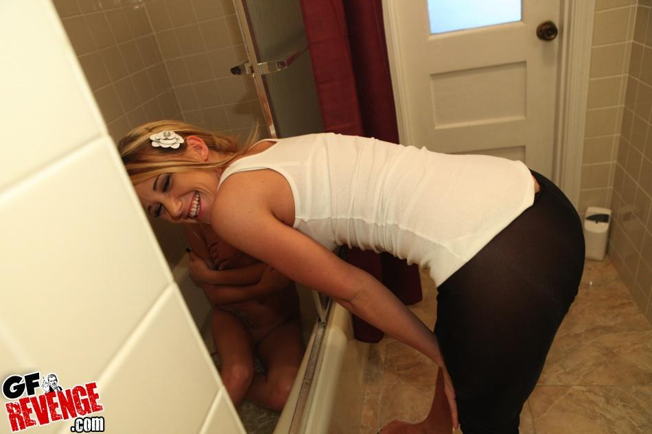 Gf revenge naked gifs, interracial sex in pantyhose