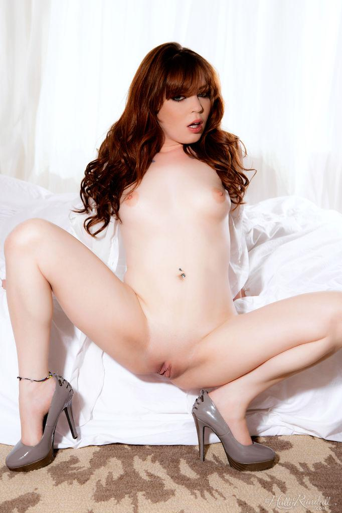 Redhead coed jessi palmer gets her wet pussy fucked 3