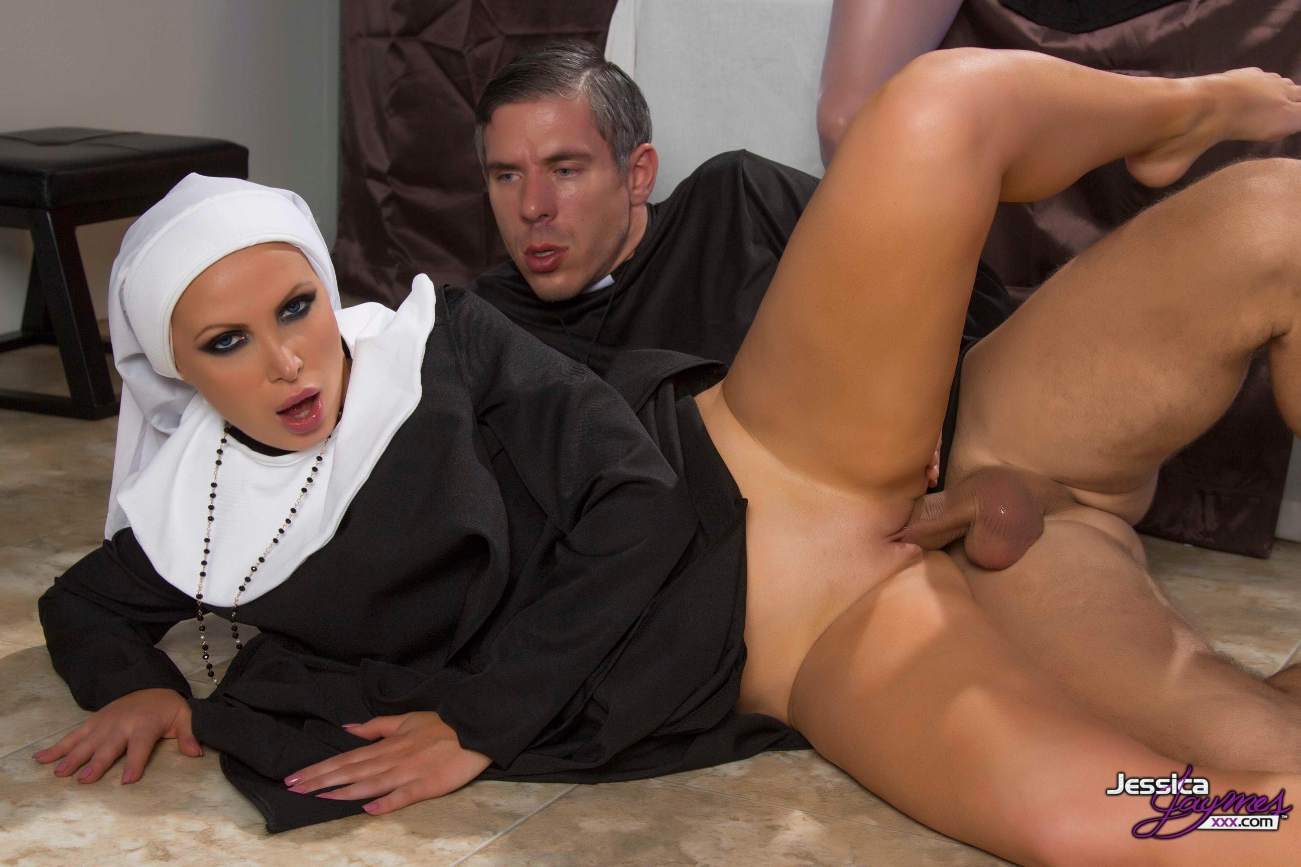 Missionary position priest sex story