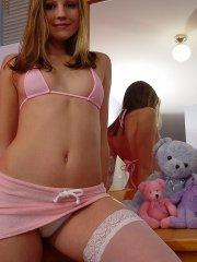 Pictures of Josie Model pretty in pink