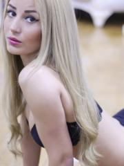 Khandi Rogers shows off her hot body in Sexy Ballerina