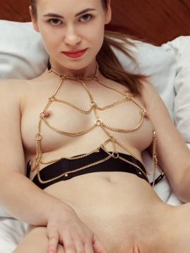 Alaine in Chained