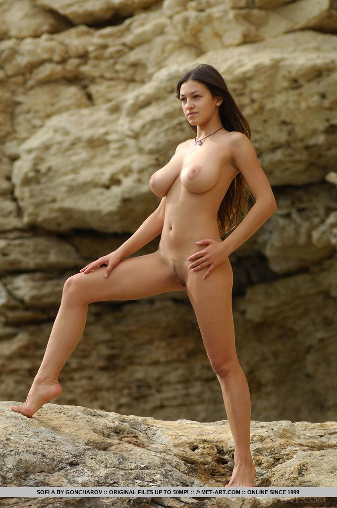 Warm Naked Rock Climbing Pictures
