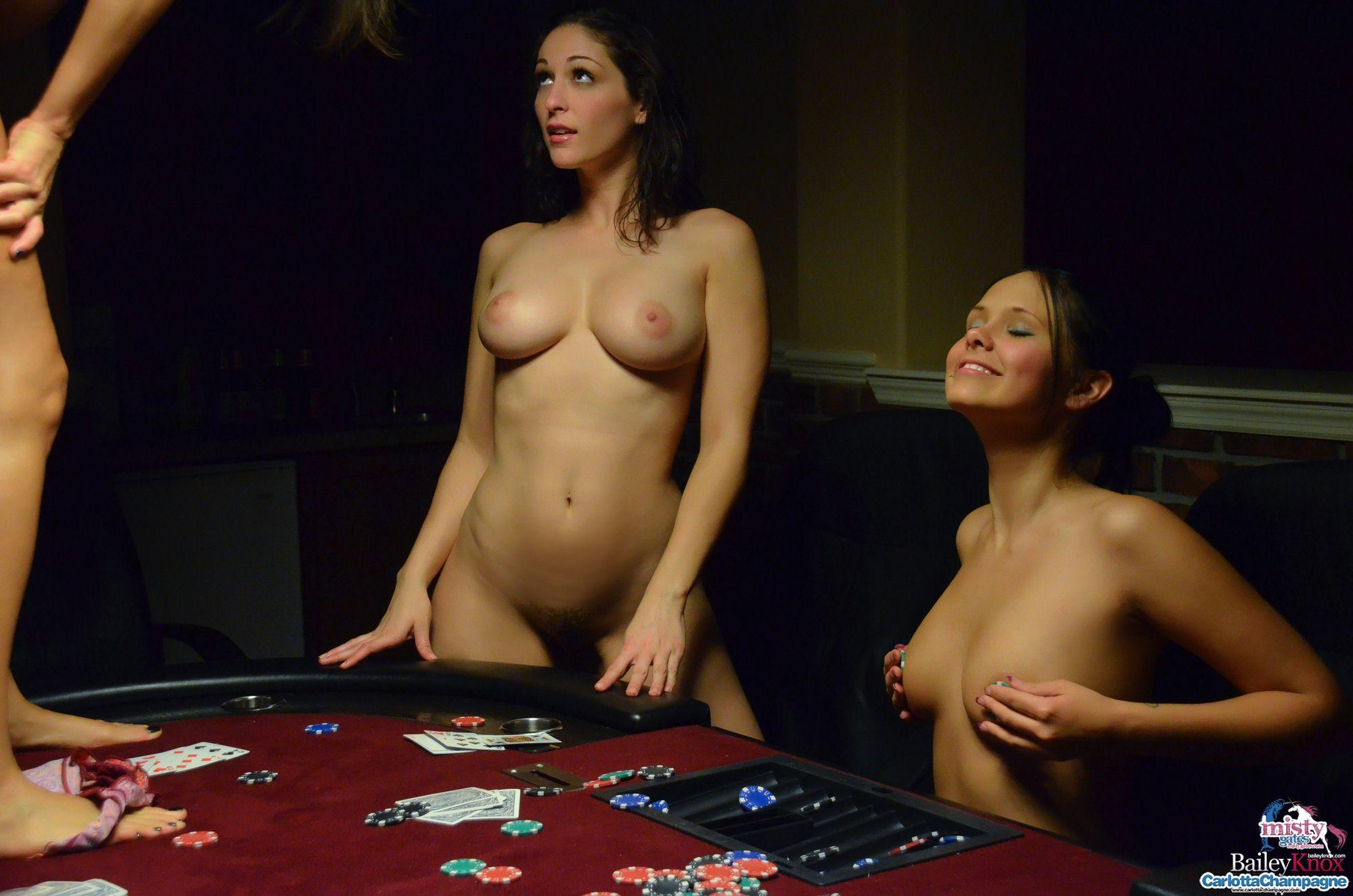 Swimsuit Nude Picture Playing Poker Pics