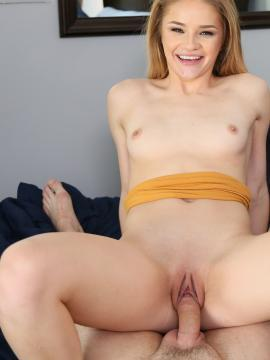 Scarlett Fall Asking Cutie for Directions