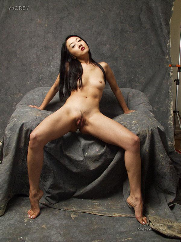 Tiger lily girl nude