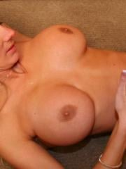 Naughty Allie enjoys some hot sex at home
