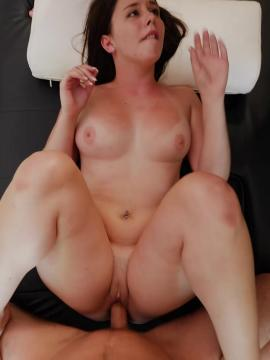Michelle - Creampied In Both Holes