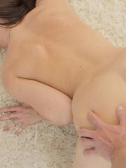 Lily Carter loves her man's beautiful cock