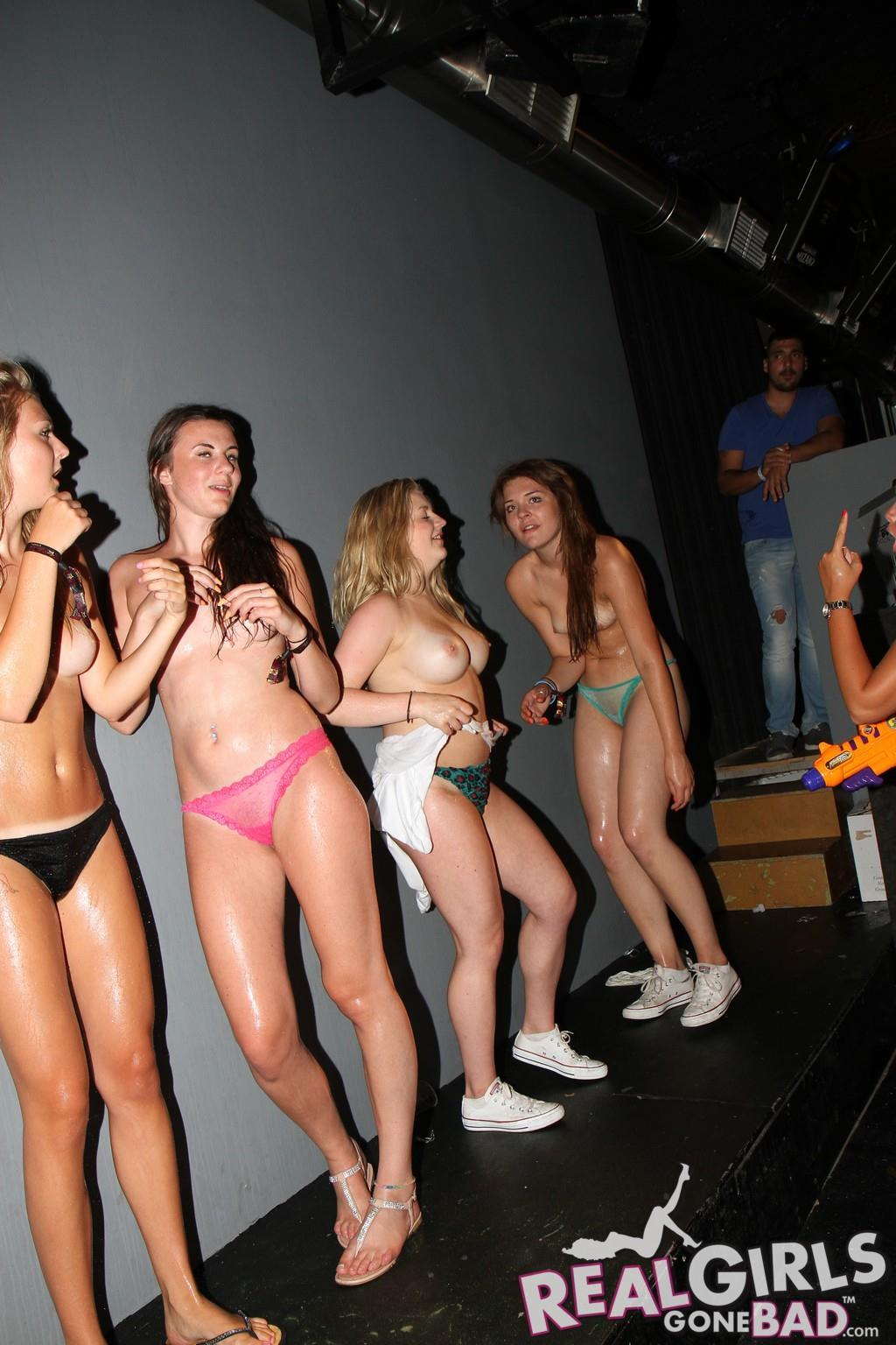 Teens strippers
