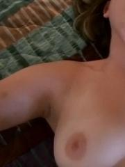Blonde amateur Carolina Taylor gets picked up for some hot sex