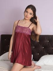 """Beautiful brunette teen Aggie masturbates for you in """"When I'm Alone"""""""