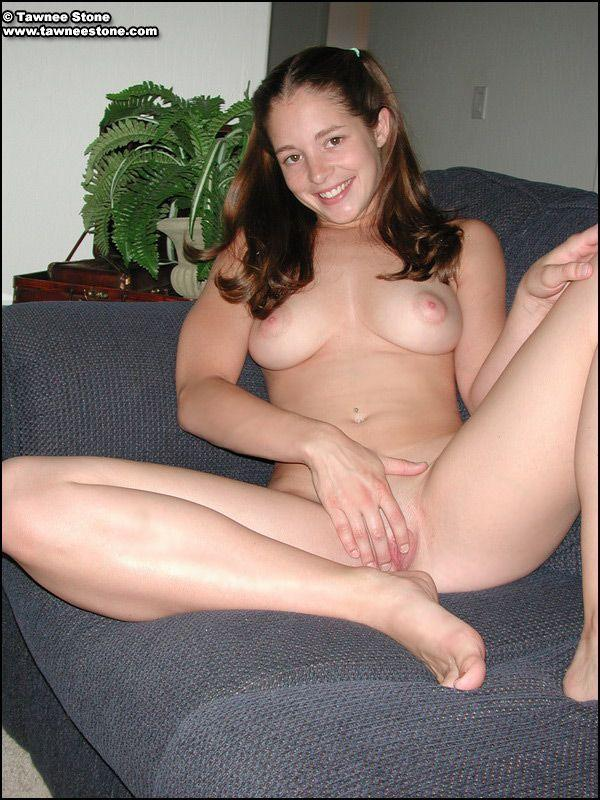 Tawnee stone with hairy pussy