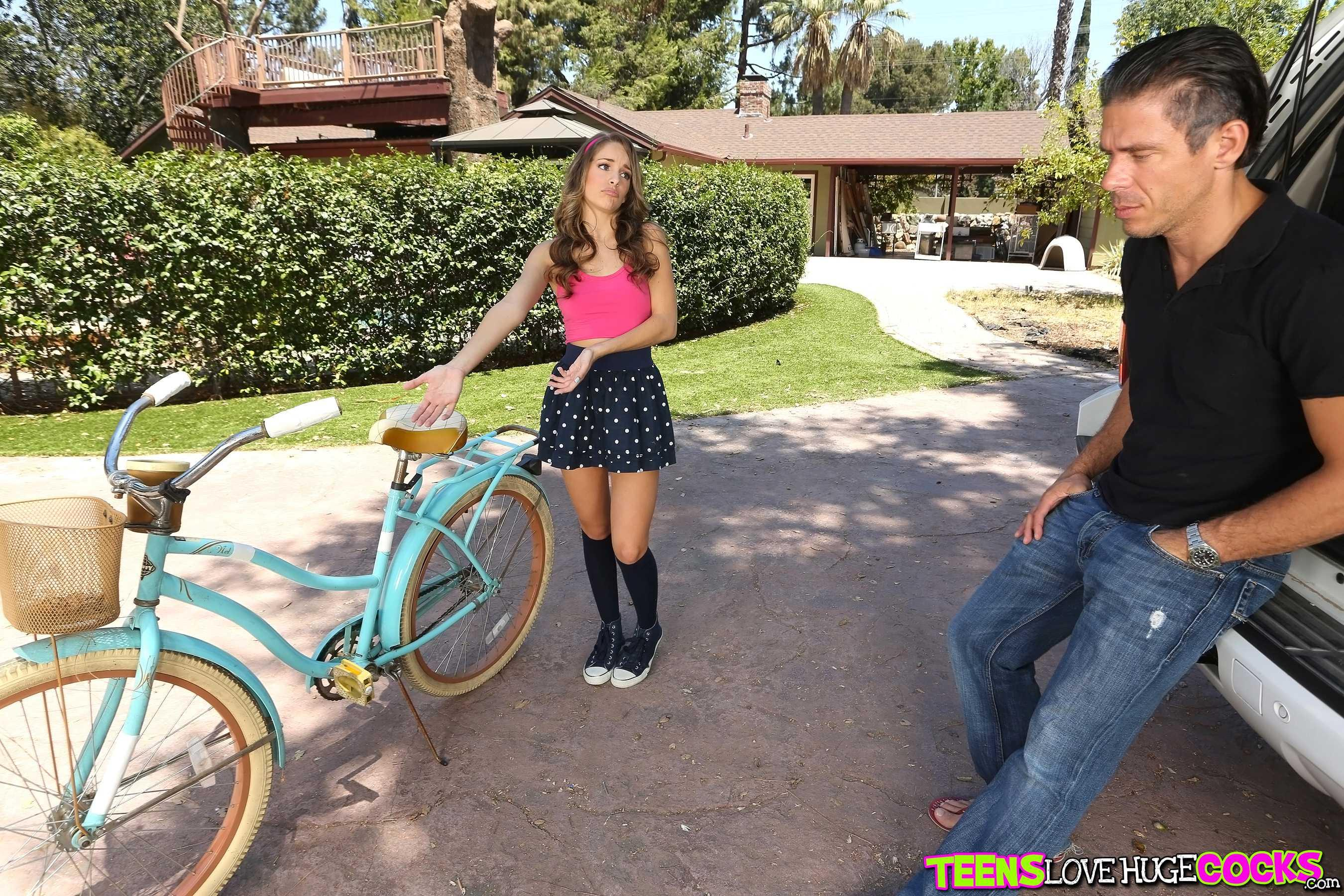 Kimmy Granger Bikes And Buttplugs
