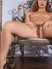 "Erotic model shows you her bush in ""Erotic Release"""