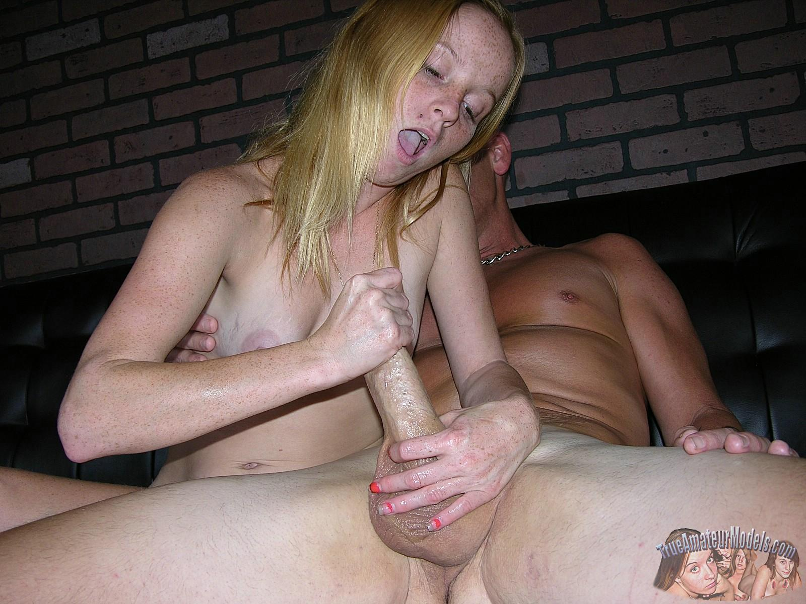 Young Teen Hand Job