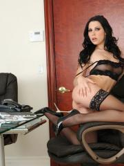 Rebecca Linares will be your fantasy secretary for the day