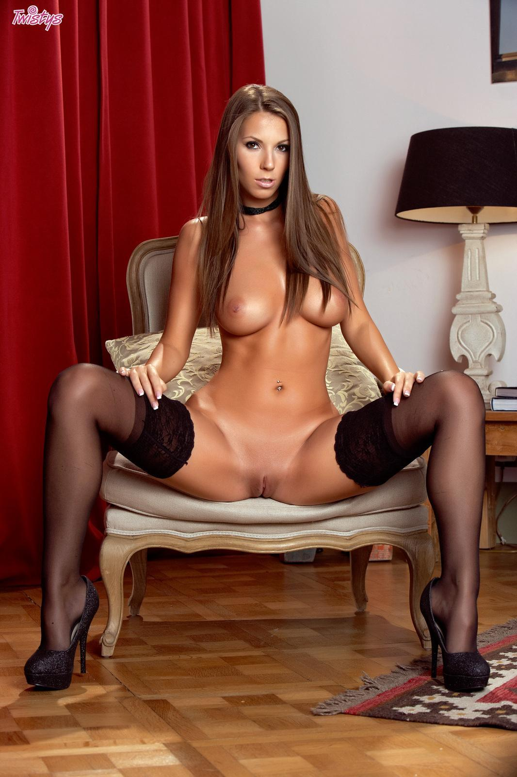 Sexy Beine In Nylons