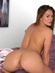 Tori Black rips those panties off in an instant and shows you what she can serve for breakfast