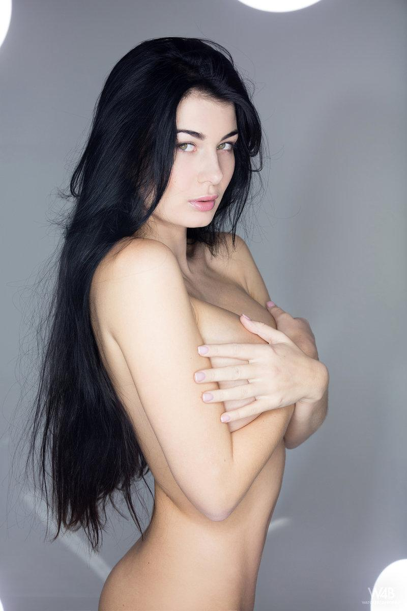 image Blackhair with her new guy fucking hard