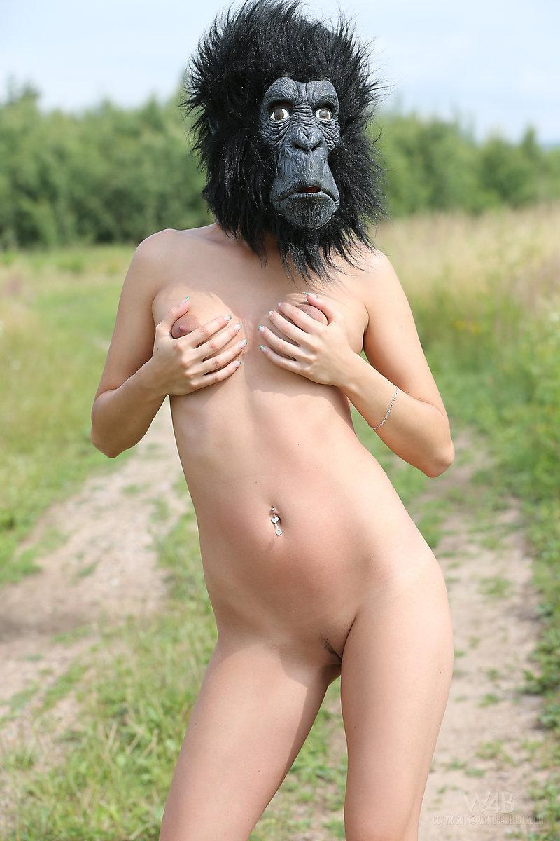 Big monkey and girl pron pic fucked movie